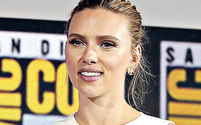 Scarlett Johansson missed out on playing a trans man