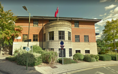 Three Rivers District Council (Credit: Google Maps Street View).