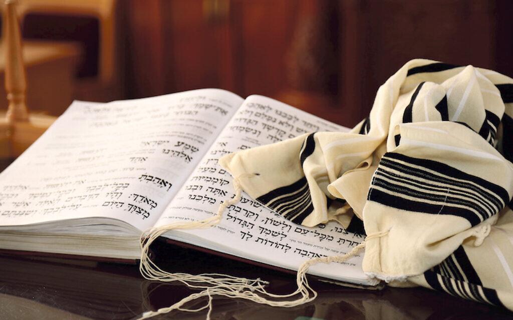 Prayer shawl - Tallit