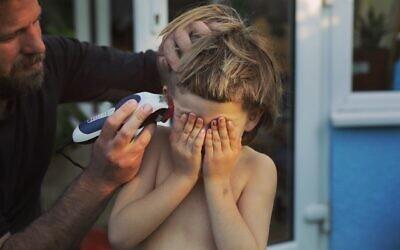Home Hair by Karni Arieli (Via the National Portrait Gallery)