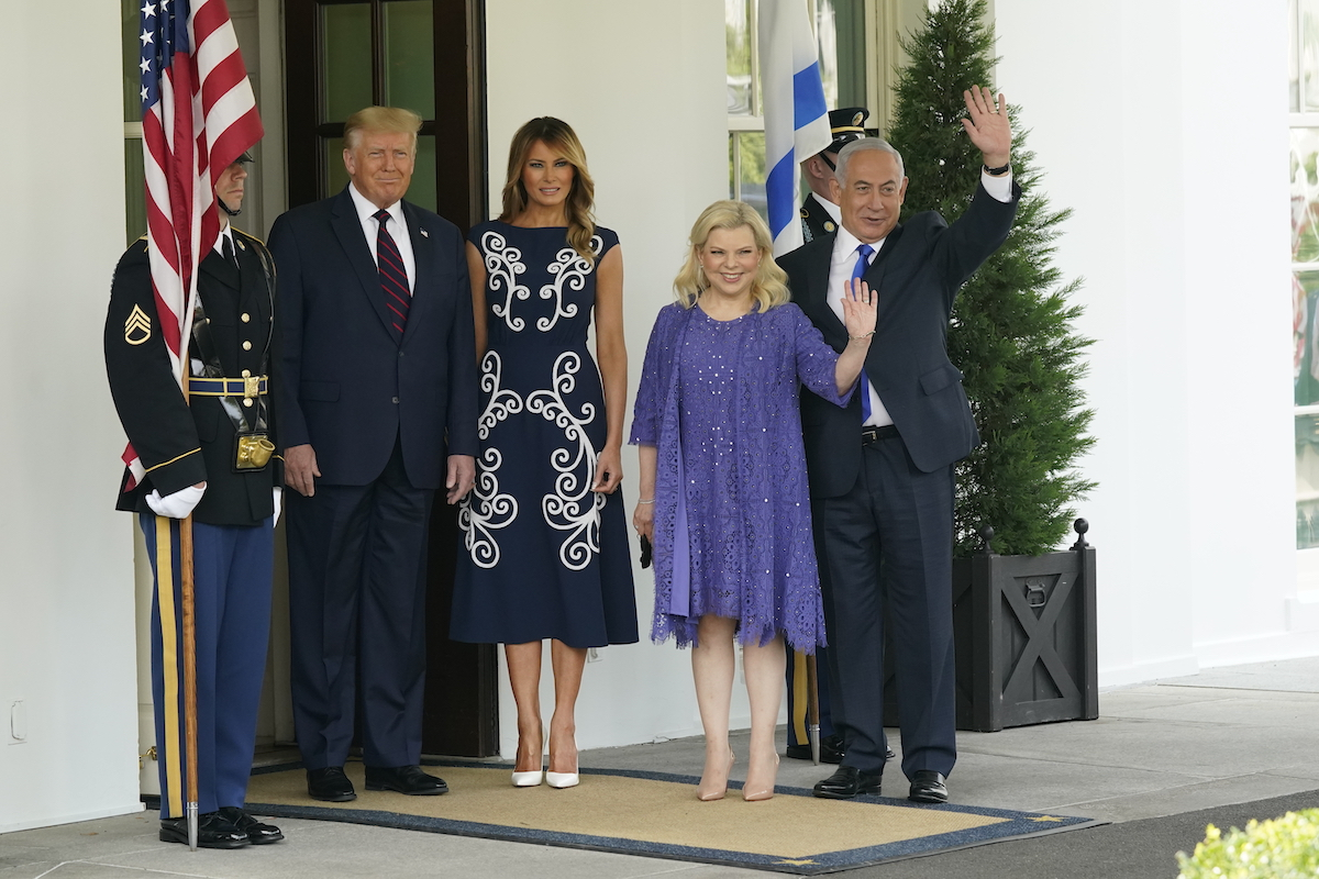 Trump to preside over historic Arab-Israel recognition deals