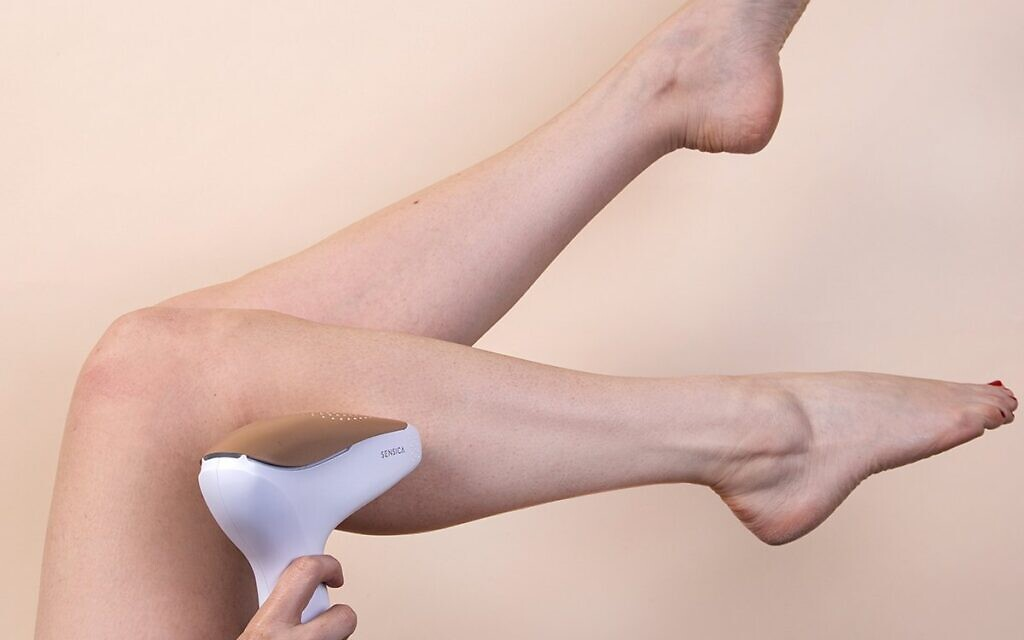 The magic hair removal kit made in Israel
