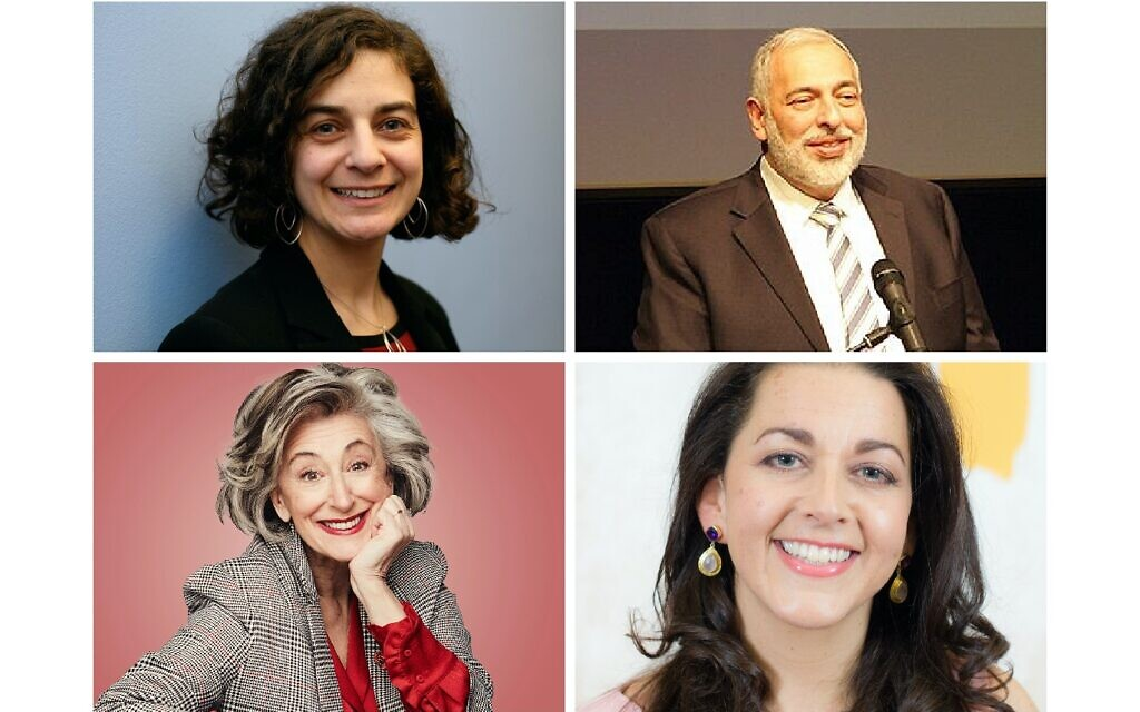Olivia Marks-Wolfman, Rabbi David Meyer, Maureen Lipman and Karen Pollock have all been recognised in this year's honours