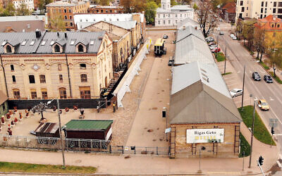 Riga Ghetto Museum cannot afford to stay open