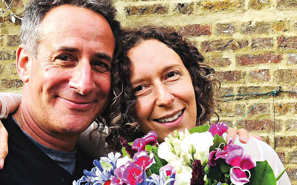 Paul and Penny are the third couple to get engaged after meeting through We Go Together