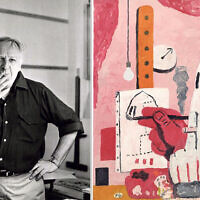 Philip Guston, and his depiction of the KKK