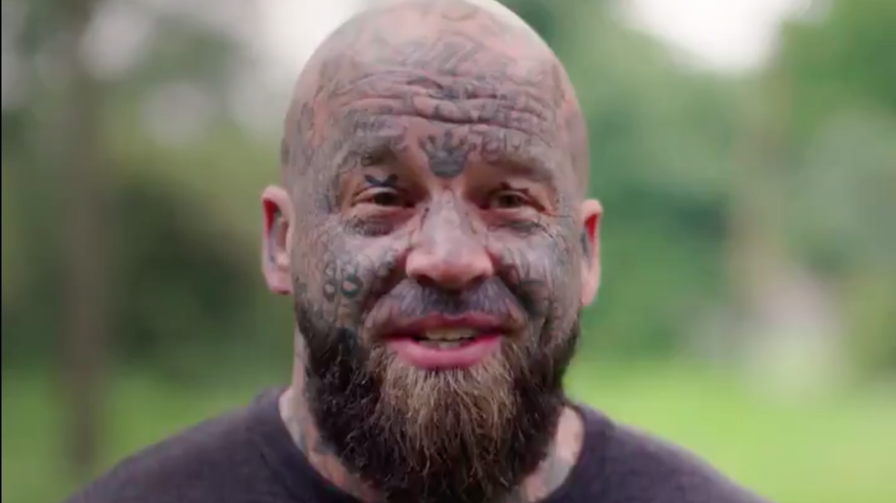 Sky History denies The Chop contestant's tattoos have 'ideological meaning'