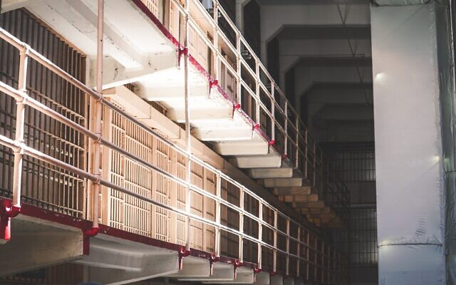 Prison (Photo by Eric Ward on Unsplash)