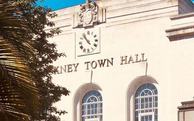 Hackney Town Hall (Photo by Étienne Godiard on Unsplash)