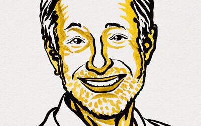 Paul Milgrom (© Nobel Media. Ill Niklas Elmehed)