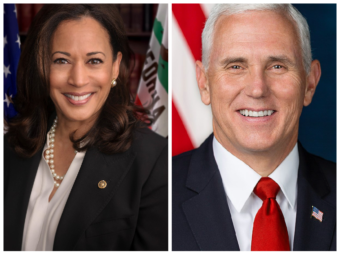 Pence And Harris Tussle Over Trump S Record On White Supremacists Jewish News