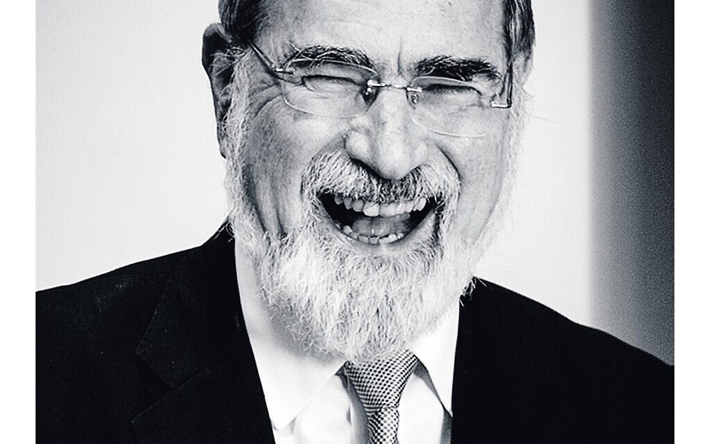 Souvenir supplement in tribute to Rabbi Lord Sacks
