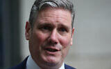 Labour Party leader Sir Keir Starmer