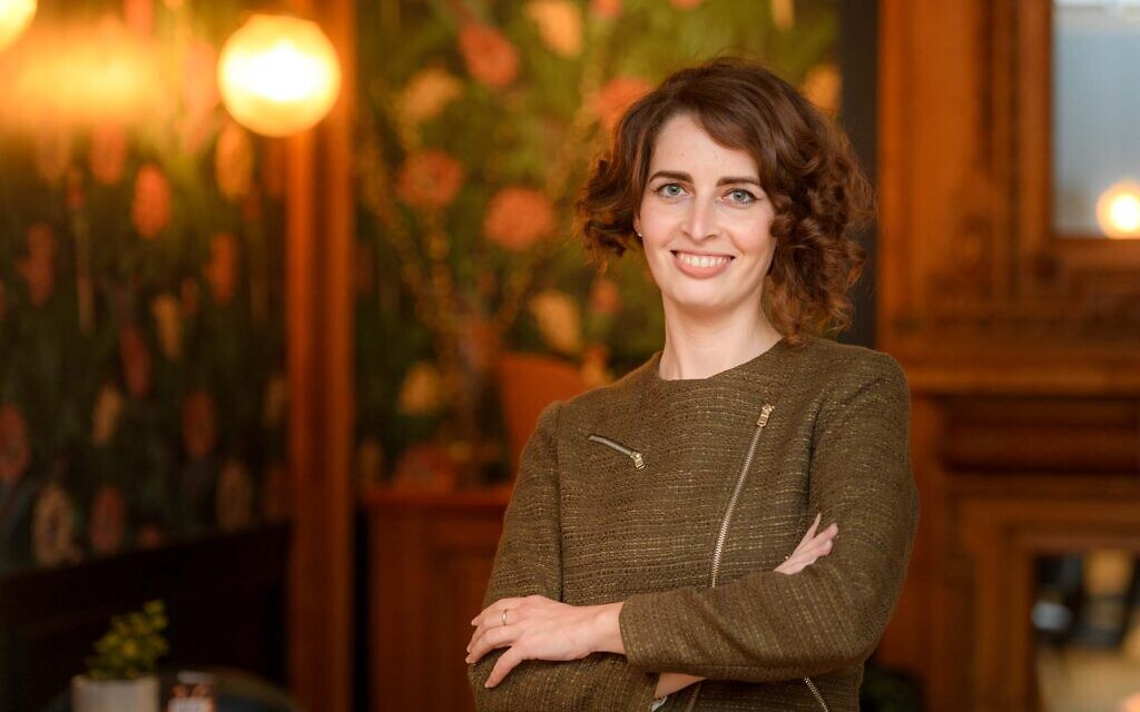 Luisa Porritt