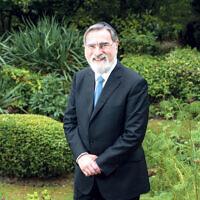 Former Chief Rabbi, Lord Sacks. (Blake-Ezra Photography Ltd)