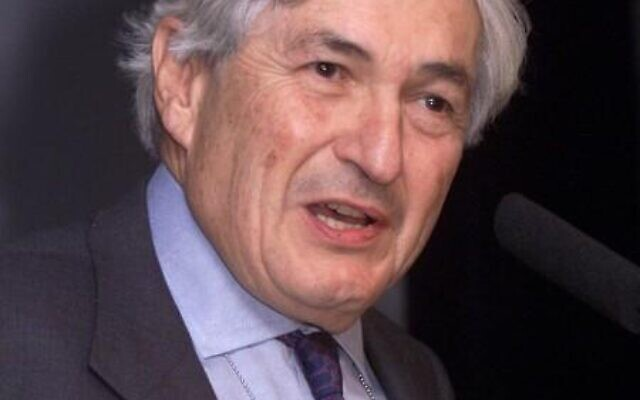 James Wolfensohn (Wikipedia/ Author:International Monetary Fund/ http://www.imf.org/)