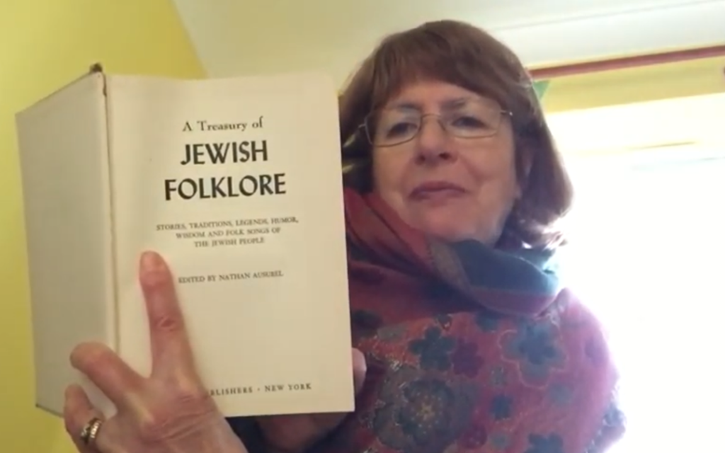 Kingston Liberal Synagogue created videos for Jewish Care residents