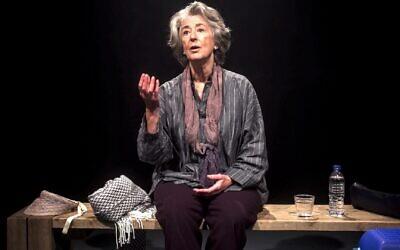 Maureen Lipman in Rose (credit: Channel Eighty83.)