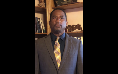 William Latson issued a public apology a week before the Palm Beach County School Board voted a second time to terminate his employment. (Screen shot from YouTube via JTA)