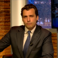 Thierry Baudet (Wikipedia/ Source	https://www.youtube.com/watch?v=hOwefcREXvk Author	Forum voor Democratie/Attribution 3.0 Unported (CC BY 3.0)  https://creativecommons.org/licenses/by/3.0/legalcode