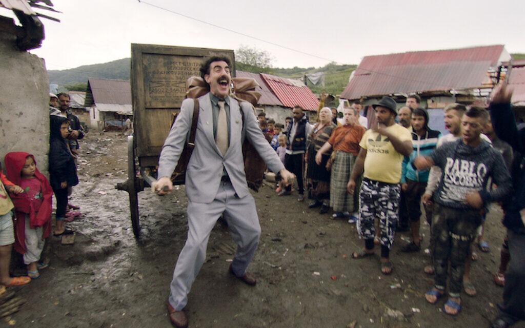 Borat Subsequent Moviefilm  Courtesy of Amazon Studios