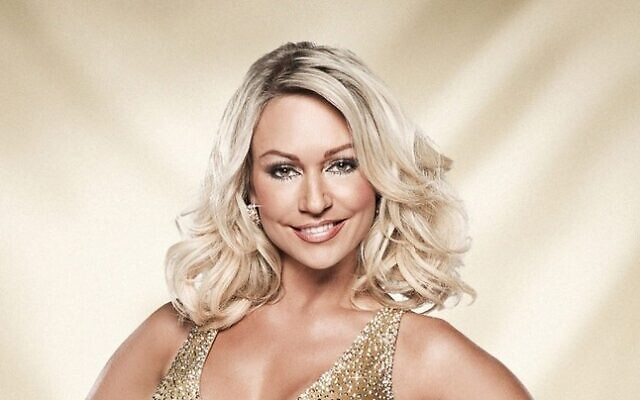 You can win a Strictly Come Dancing masterclass with Kristina Rihanoff for up to 12 people!!