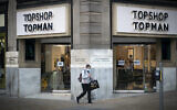 Topshop Topman stores, as Sir Philip Green's Arcadia Group has gone bust, putting 13,000 jobs at risk.