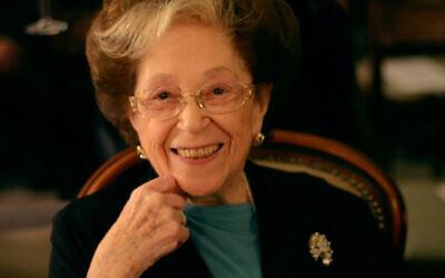 Dame Fanny Waterman