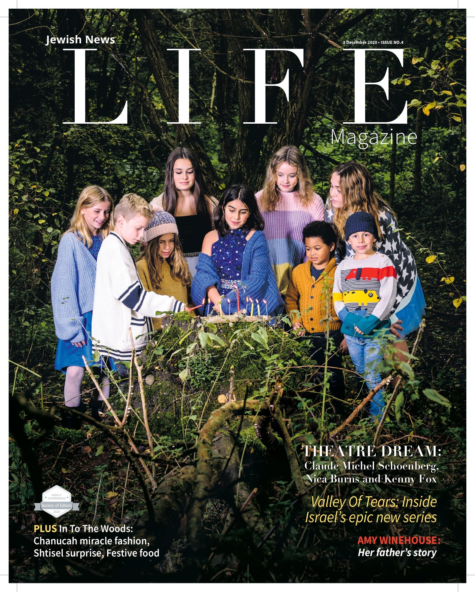 Read more of the Life Magazine!