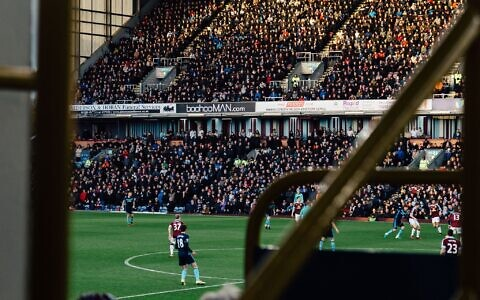 Game at Premier League side, Burnley Football Club (Photo by Nathan Rogers on Unsplash)