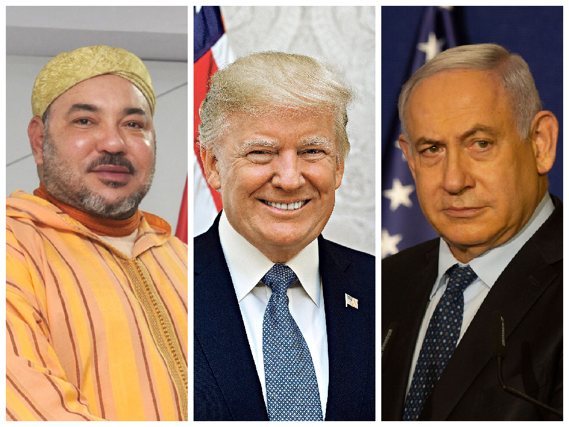 Another Trump Foreign Policy Milestone: Morocco To Normalize Relations With Israel