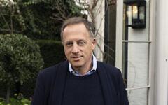 Richard Sharp, the former Goldman Sachs banker who will succeed Sir David Clementi as BBC chairman.