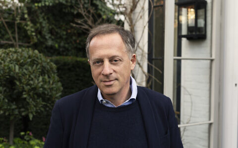 Richard Sharp, the former Goldman Sachs banker who will succeed Sir David Clementi as BBC chairman.