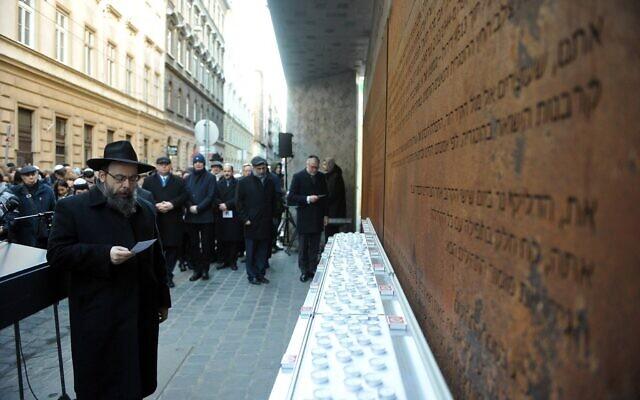 Commemorating the Budapest ghetto