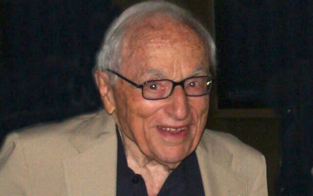 Walter Bernstein ( © Luigi Novi / Wikimedia Commons / Attribution 3.0 Unported (CC BY 3.0)) / https://commons.wikimedia.org/wiki/File:6.7.16WalterBernsteinByLuigiNovi2.jpg)