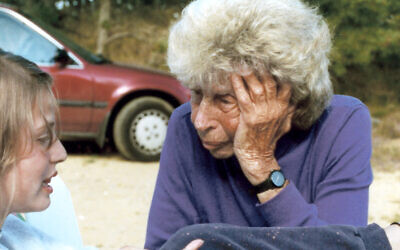 Veronica Selver's Irmi, about her Holocaust surivivor mother