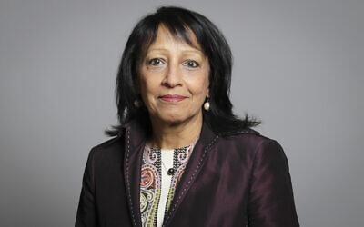 Baroness Falkner