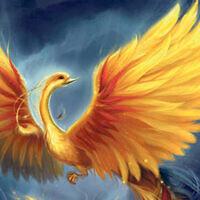 The phoenix-like Zumrutu Anka from Anatolian folklore