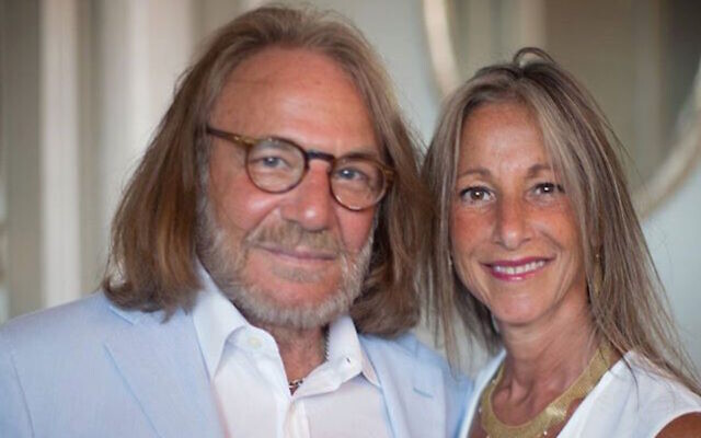 Harold Bornstein, left, is Donald Trump's physician. (Facebook)