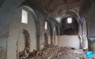 The Sassoon Synagogue in Mosul