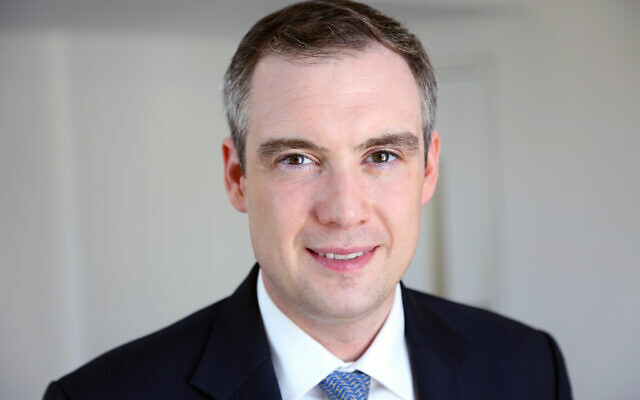 James Wharton   (Wikipedia/Sourcehttps://www.flickr.com/photos/dfid/28109086290/ AuthorDFID - UK Department for International Development / Attribution 2.0 Generic (CC BY 2.0)  https://creativecommons.org/licenses/by/2.0/legalcode)