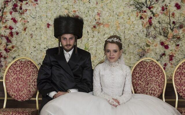 A scene from Netflix hit drama Unorthodox (via Jewish News)