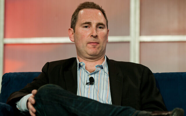 Andy Jassy (Wikipedia/  AuthorJD Lasica / Attribution 2.0 Generic (CC BY 2.0))