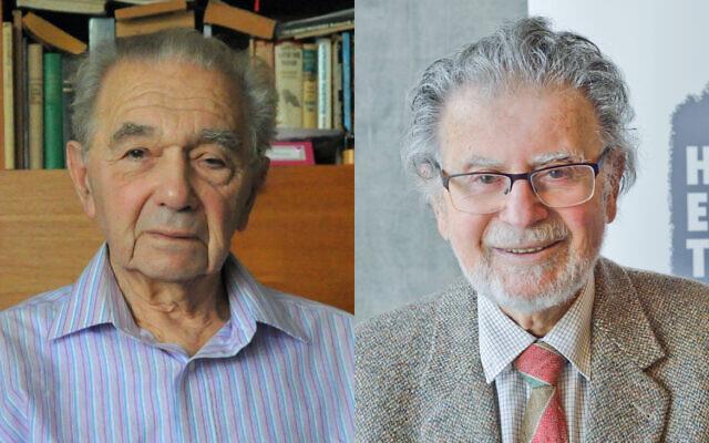 Walter Kammerling and Marc Schatzberger