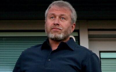 Chelsea owner Roman Abramovich.