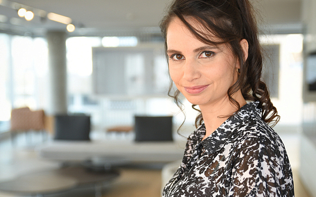 Neta Schreiber, chief executive of SafeUP, says they want to expand the successful Israeli app into London