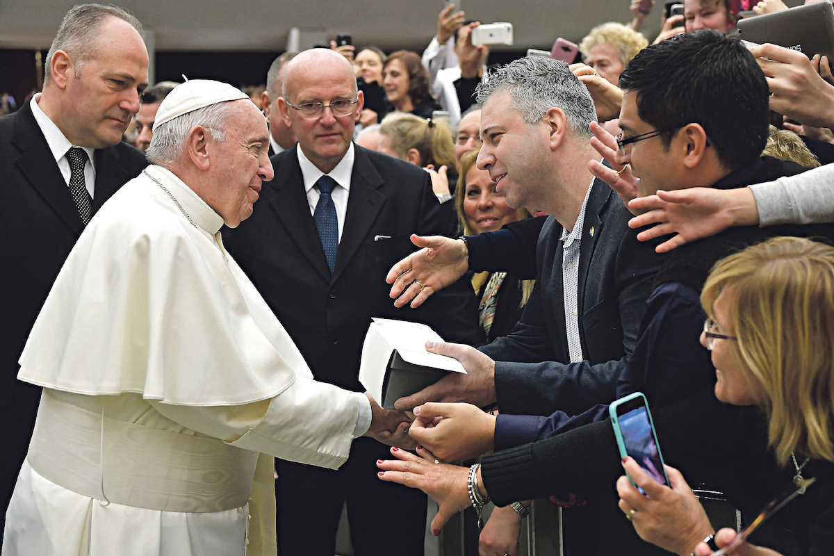 'I'm Jewish and gay… but still found the Pope inspiring'