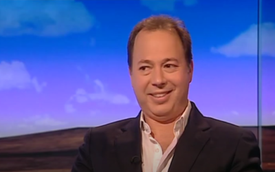 Entrepreneur Stephen Taylor appearing on BBC's The Daily Politics in 2013 (Image: BBC / YouTube)