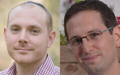 Jason Pearlman and Yair Zivan