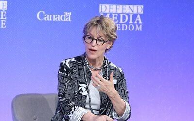 Agnès Callamard, the new secretary-general of Amnesty International